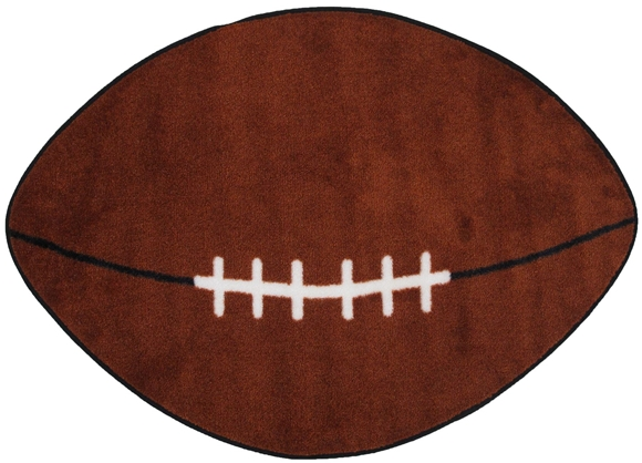 "Picture of Football 28""X45"""