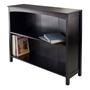 "Picture of Terrace Storage Shelf 3-Tier 37"" wide in Espresso"