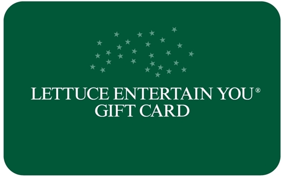 Picture of Lettuce Entertain You Gift Card