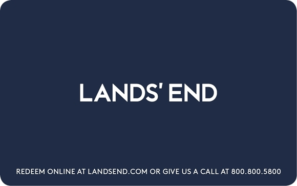 Picture of Lands' End Gift Card